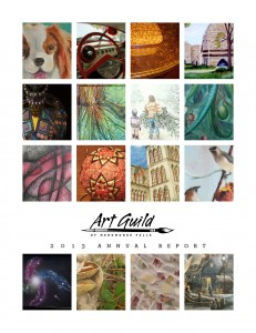 Art Guild of Menomonee Falls 2013 Annual Report