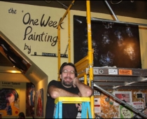 Gregory Juris at 2011 Open Canvas
