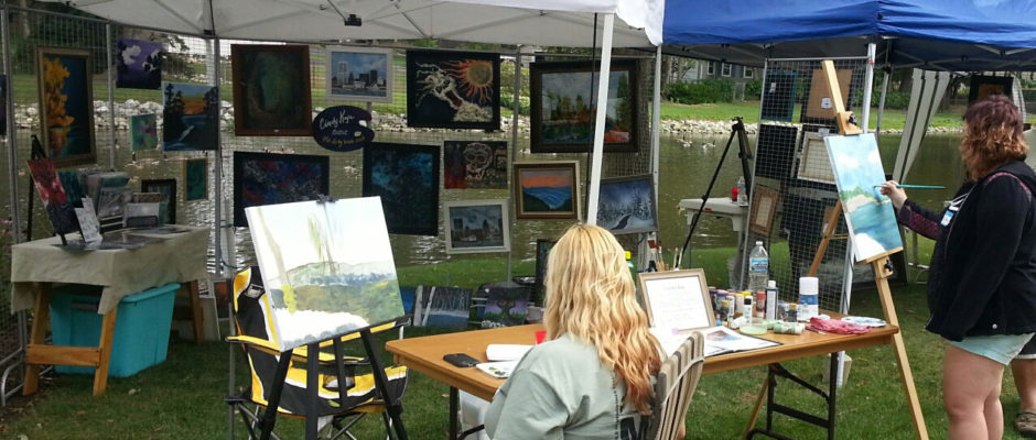 2015 Art in the Park